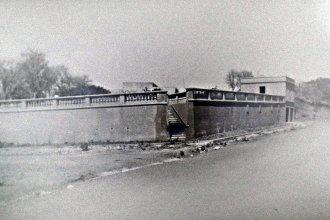 Historiador colonense aportó al HCD fotografías antiguas de la casa en la que realizan una polémica obra
