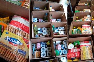 Crean una red solidaria para llevar alimentos a estudiantes universitarios que quedaron varados por la cuarentena