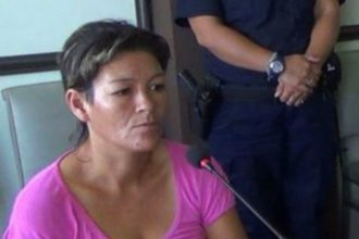 Por riesgos procesales, seguirá presa la acusada de robar en un edificio del Poder Judicial