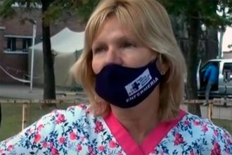 """Asaltaron a enfermeras de un equipo de vacunación: """"Le pusieron un cuchillo a mi compañera y a mí me tiraron contra un cerco"""""""