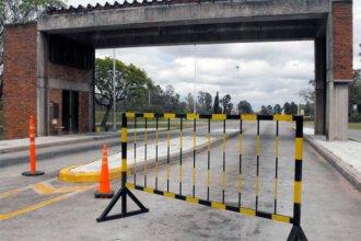 """La frontera con Uruguay, cerrada """"al menos"""" hasta septiembre"""