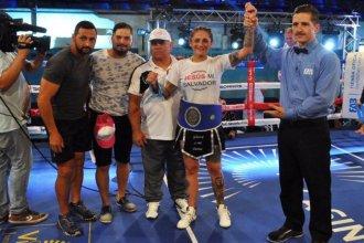 """""""Quiero ser doble campeona del mundo"""", indicó la boxeadora entrerriana que cambió de categoría para relanzar su carrera"""