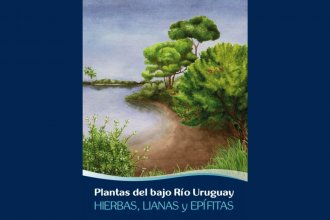 Las plantas del bajo río Uruguay, en un libro digitalizado y gratuito