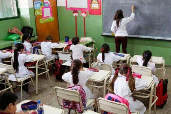 Las clases presenciales podrían comenzar antes en las provincias donde no hay circulación del virus