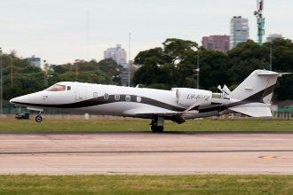 Abren las ofertas de la licitación para contratar el servicio de traslado aéreo del gobernador, por 11 mil kilómetros
