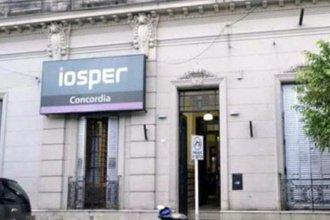 Frente a Iosper, prestadores de servicios reclamaron por pagos atrasados