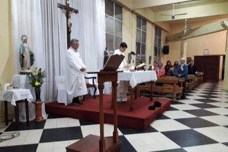 Puiggari, Zordán y Collazuol le pidieron a Bordet que autorice las celebraciones con fieles