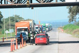 Camionero jujeño fue diagnosticado con coronavirus: había pasado por Entre Ríos