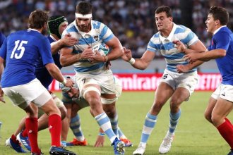 El rugby tiene nuevas reglas para evitar contagios
