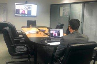 Cresto, el tío del jefe de Gabinete y una reunión virtual con las cooperativas