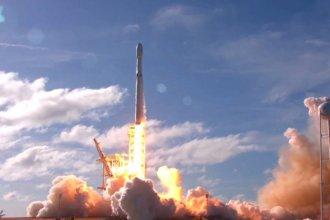 Después de 9 años, Estados Unidos lanzó con éxito una misión espacial con dos astronautas a bordo