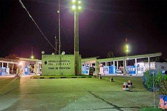 ¿Hay control de temperatura a los camioneros en el Puente Artigas? La aclaración de un funcionario uruguayo