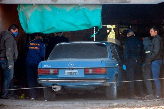 Todos los detenidos por el asalto al ingeniero tienen antecedentes: uno había salido de la cárcel gracias al coronavirus