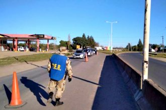 Ciudad entrerriana bloqueó accesos alternativos y evalúa volver a cerrar uno de los principales