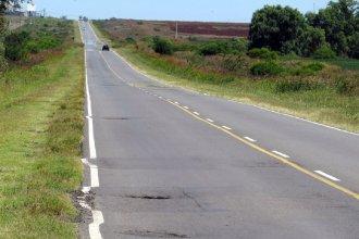 Un conductor sufrió una descompensación mientras circulaba por una ruta de la provincia y falleció