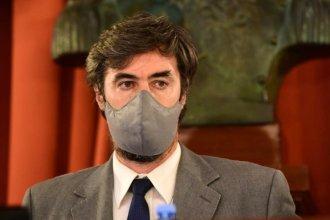 Giano expuso argumentos para justificar la visita del presidente a Entre Ríos, en plena pandemia