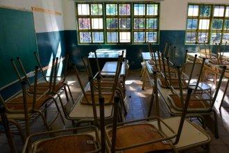 """Contundente advertencia de un sector docente: """"No habrá reapertura de escuelas"""""""