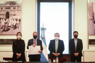 Entre Ríos se sumó a Argentina Construye, el plan que promete generar 750 mil puestos de trabajo