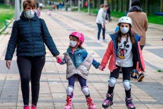Original pedido en ciudad entrerriana: Los que viven juntos, que puedan caminar, correr, pedalear o pasear también juntos