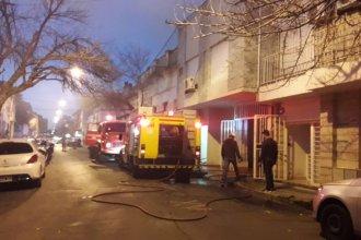 Un incendio se cobró la vida de una mujer de Concordia: Habría estado durmiendo cuando comenzaron las llamas