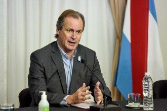 """Bordet apuntó contra dirigentes de la oposición que """"aprovechan para posicionarse"""""""