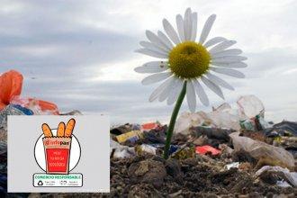 Un proyecto uruguayense reemplaza bolsas de plástico por envoltorios reciclables