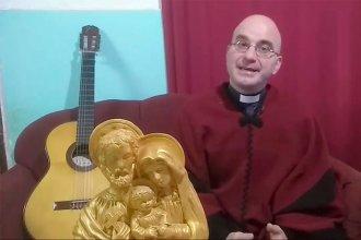 """""""Alimentar el alma es tan esencial como el cuerpo"""": Sacerdote le pide a Bordet que autorice las misas"""