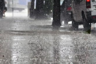 Alerta por precipitaciones abundantes para Entre Ríos: podrían caer hasta 100 mm