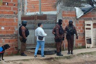 Allanamientos por Narcomenudeo en Gualeguaychú: pedirán prisión preventiva para los detenidos