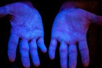 Científicos entrerrianos desarrollaron un sistema para verificar la desinfección de manos