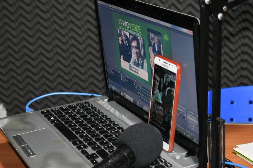 #VivoVerde se emite los sábados por FM 88.9