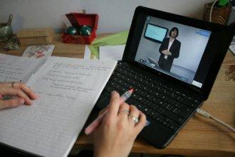 Educación virtual: Qué dice el sondeo que hizo el CGE entre docentes y alumnos