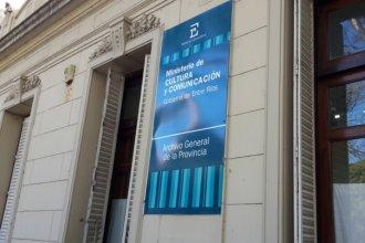 Este miércoles, el Archivo General de la Provincia celebra sus 140 años