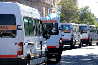 """Con gran incertidumbre y """"cero facturación"""", transportistas marcharán en caravana hacia Casa de Gobierno"""