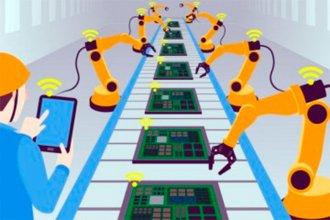 Los robots no contagian ni requieren distancia social