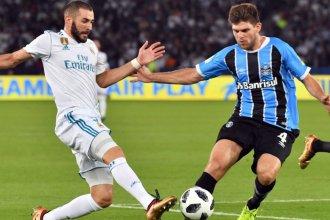Diferencias entre las ligas argentina y brasileña, según el entrerriano que juega en la Selección Nacional