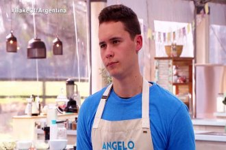 Tras vencer a Lanata el día de su eliminación en Bake Off, Ángelo habló desde Entre Ríos