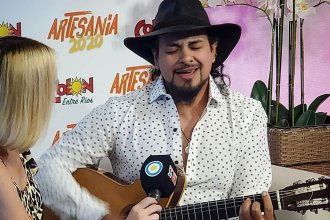 """Hernán Paz: """"La cuarentena complica la vida del músico, pero el artista se reinventa"""""""