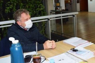 Galimberti mostró su malestar con la comunicación de los reportes epidemiológicos