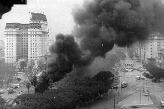 """Regional entrerriana de CGT """"no olvida a sus héroes y mártires"""", a 65 años del bombardeo a Plaza de Mayo"""