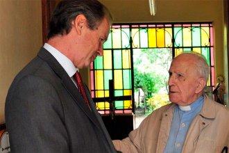 """El mensaje de Bordet sobre el padre Juan Esteban: """"Ha dejado una marca en todos quienes lo conocimos"""""""