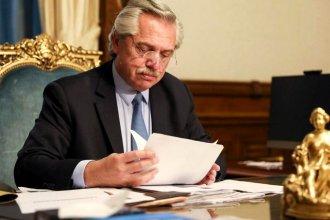 El recuerdo del presidente a Micaela García, en el día de su cumpleaños