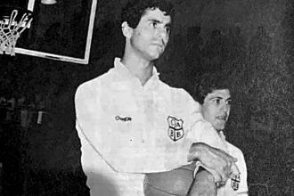 """""""Guardo muy lindos recuerdos de Estudiantes"""", admitió una de las figuras del primer equipo que jugó Liga Nacional"""