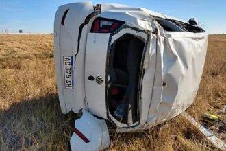 Una entrerriana perdió la vida tras un grave accidente en Santa Fe