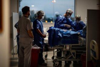 ¿Cuántas camas de terapia intensiva están ocupadas en Entre Ríos?