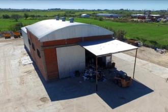Toda una planta de recuperación de residuos entra en cuarentena, a raíz de un test positivo