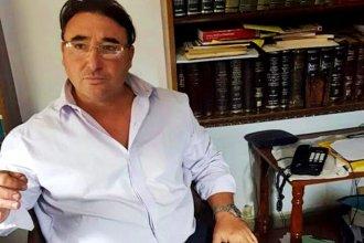 Jauregui le respondió en duros términos al Colegio de Abogados de Concordia por su respaldo a Amiano