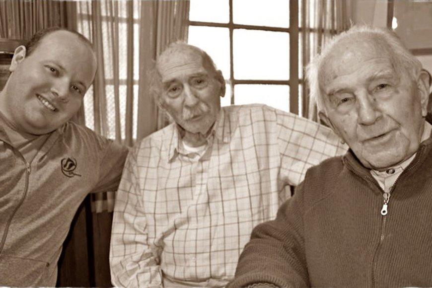 González Pavón, Martí y Rougier