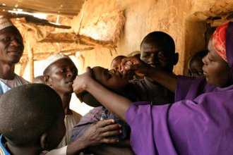 Nigeria venció a la polio y queda solo una región endémica para erradicar la enfermedad