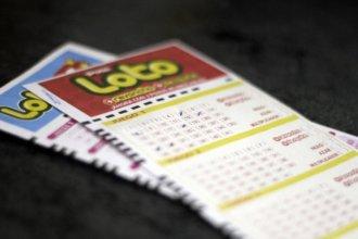 La suerte le sonrió a un apostador entrerriano: ganó más de 800 mil pesos en el Loto
